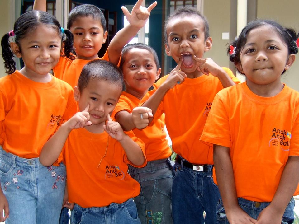 Bali Kids awarded Local Initiatives Grant